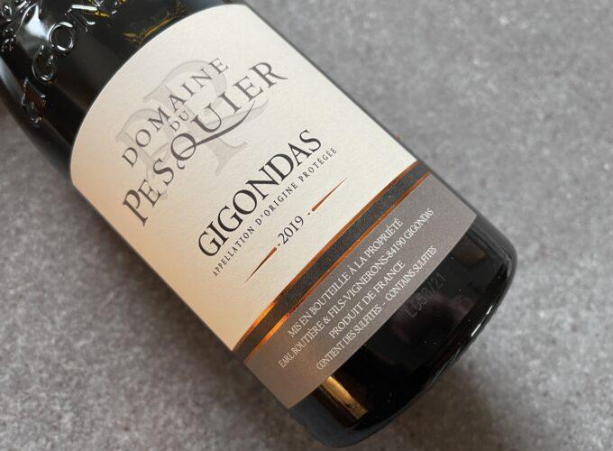 Gigondas 2018 Domaine du Pesquier